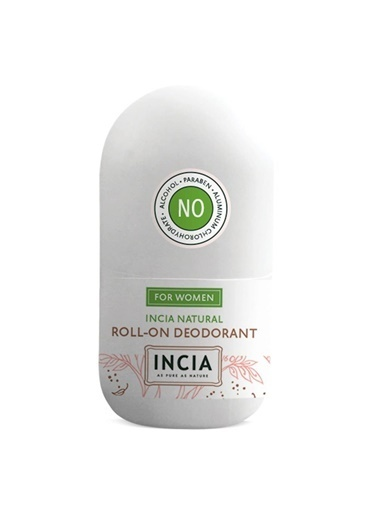 Incia Incia Natural Roll-on Deodorant For Women 50ml Renksiz